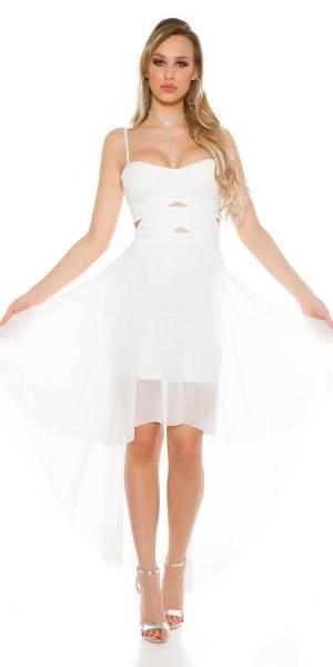 Alkalmi ruha gs72803 - fehér
