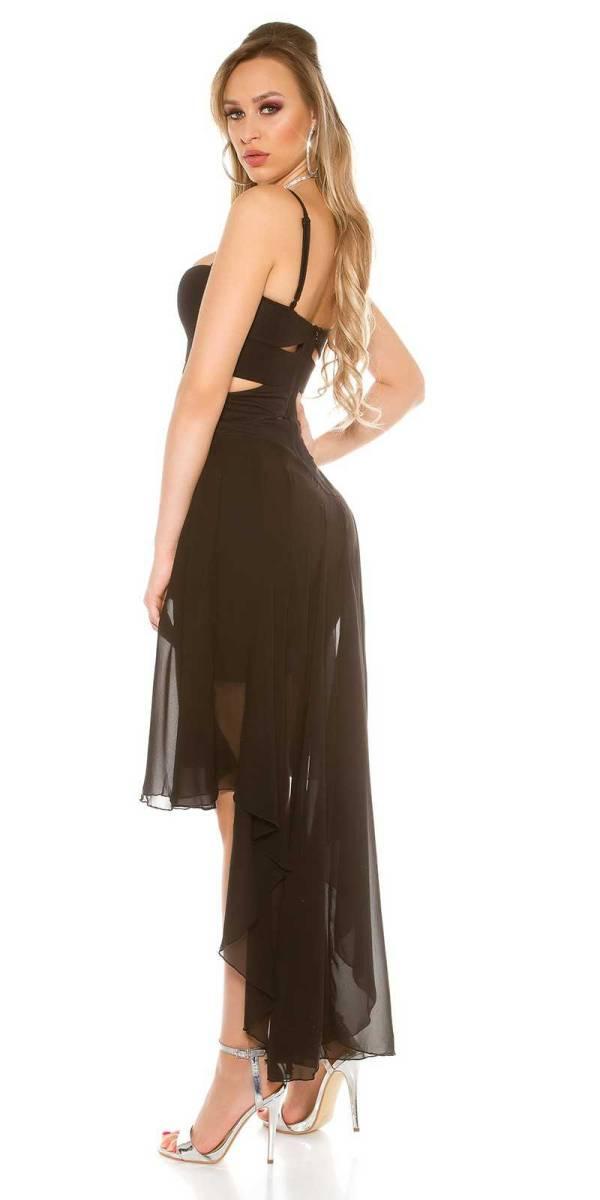 Alkalmi ruha gs72803 - fekete