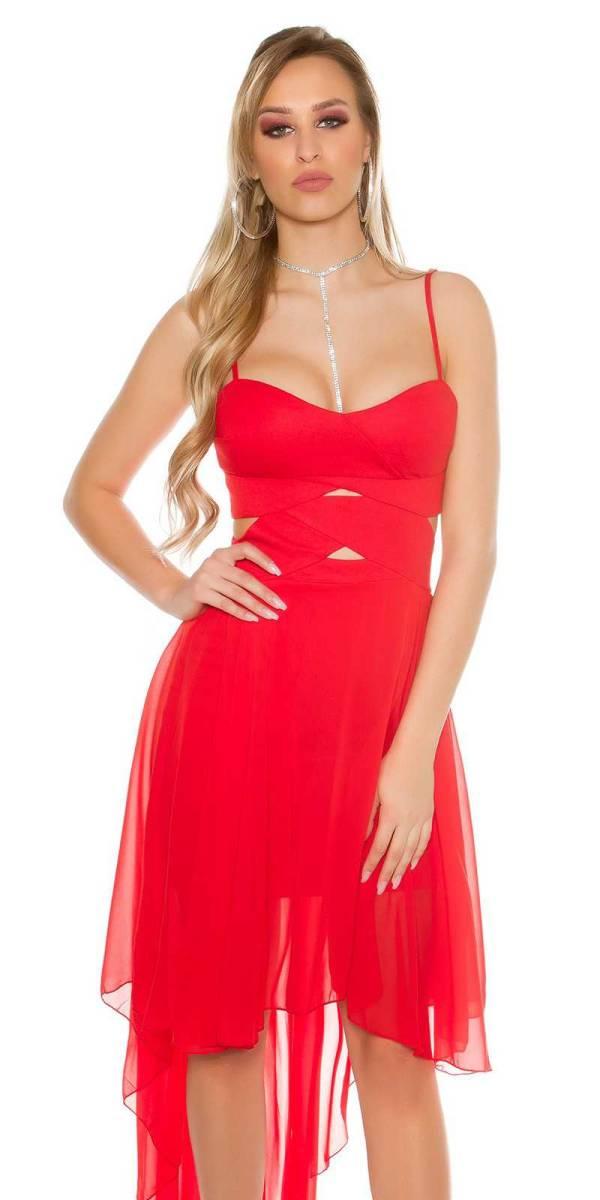 Alkalmi ruha gs72803 - piros