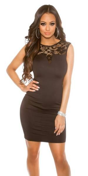 Alkalmi ruha gs73049 - fekete