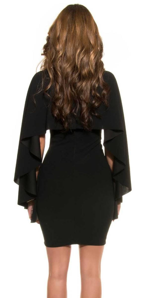 Alkalmi ruha gs78146 - fekete