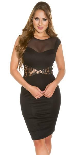 Alkalmi ruha gs81735 - fekete