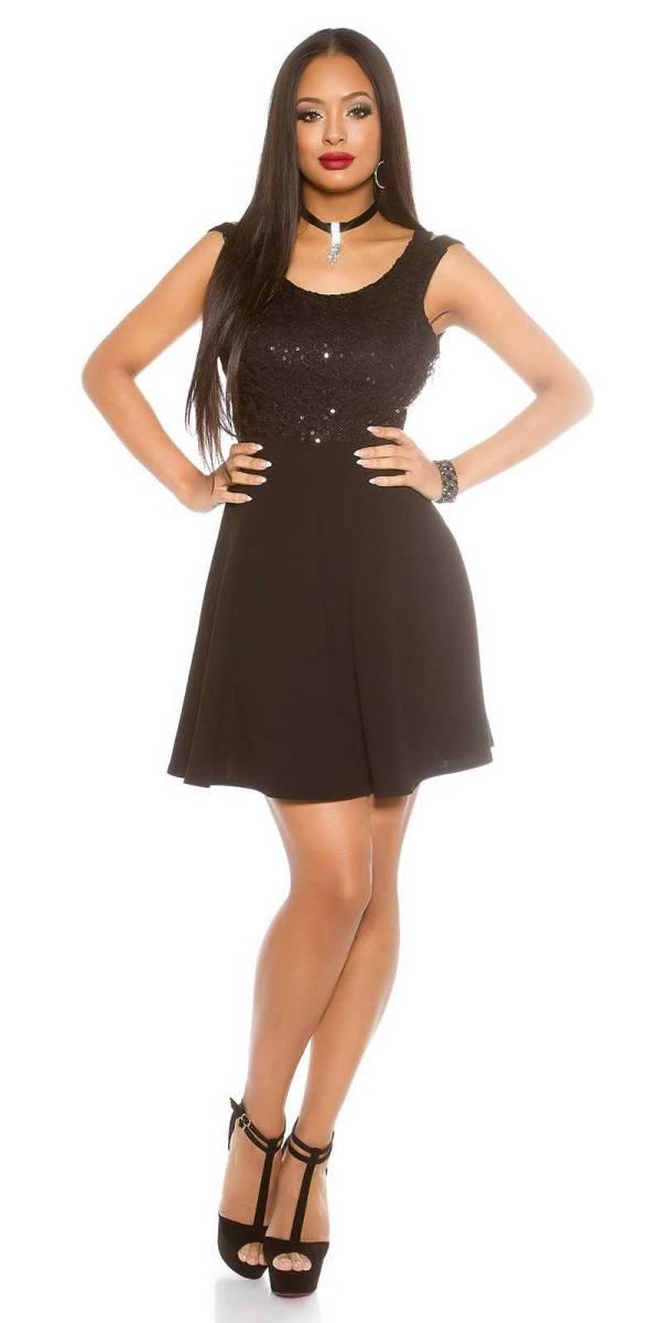 Alkalmi ruha gs84285 - fekete