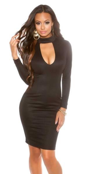Alkalmi ruha gs85502 - fekete