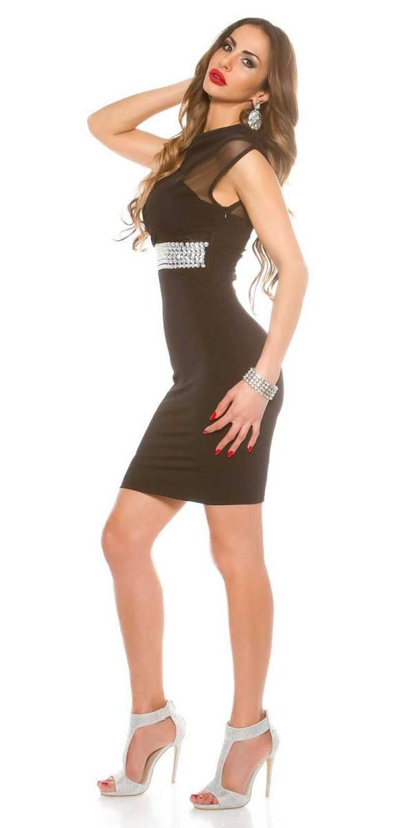 Alkalmi ruha gs87365 - fekete