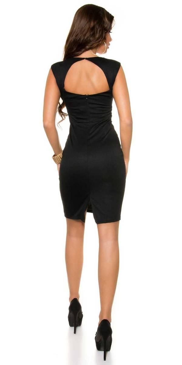 Alkalmi ruha gs89990 - fekete