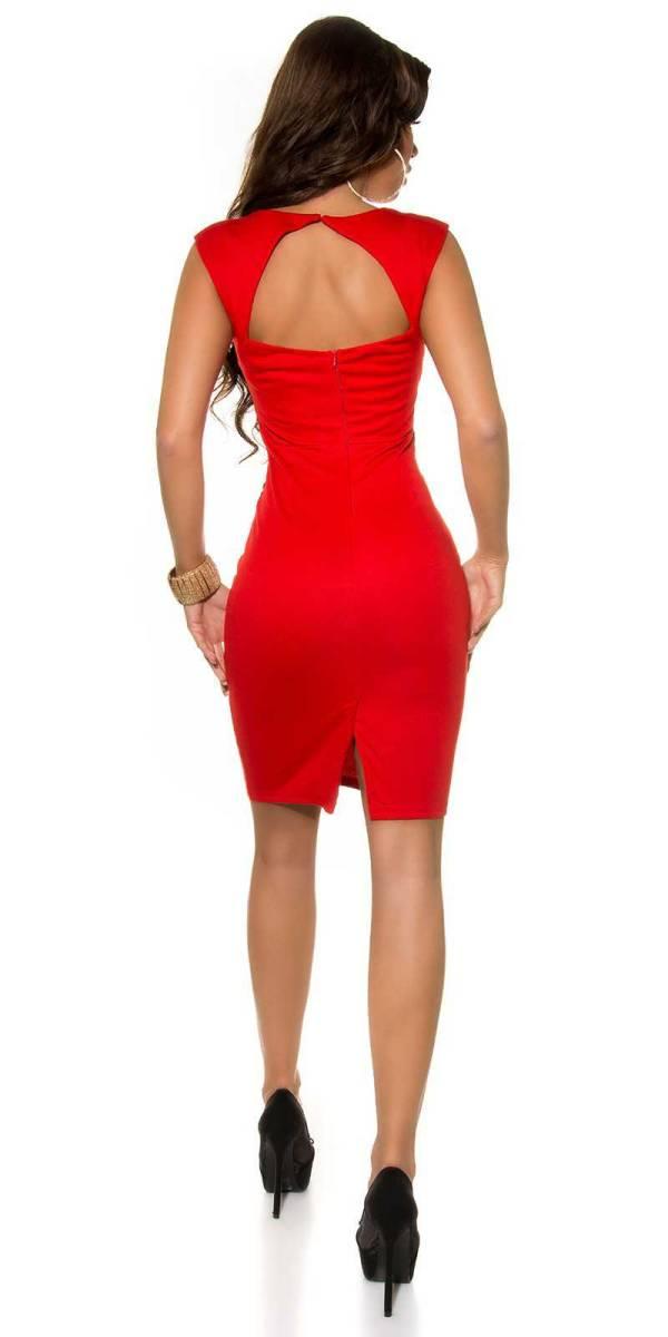 Alkalmi ruha gs89990 - piros