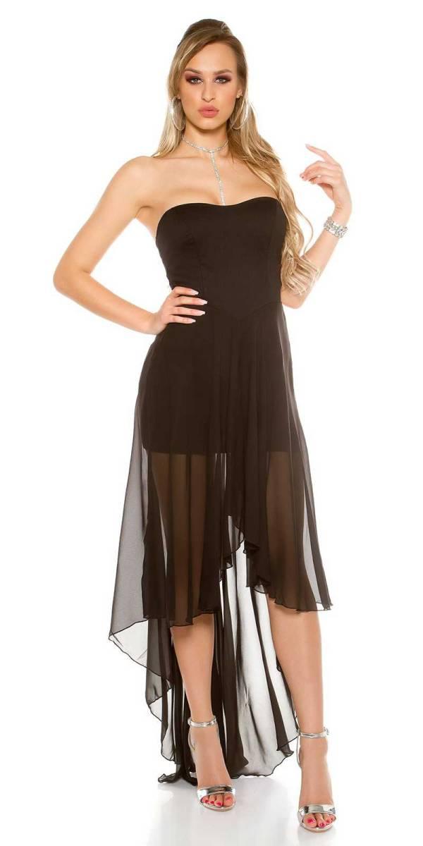 Alkalmi ruha gs90953 - fekete