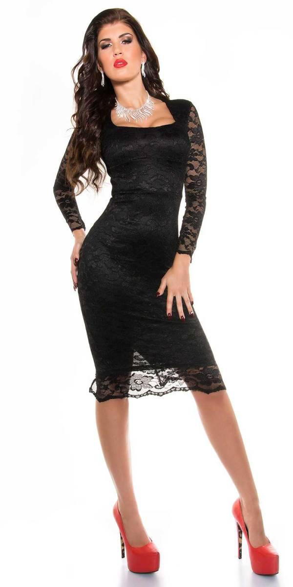 Alkalmi ruha gs93664 - fekete