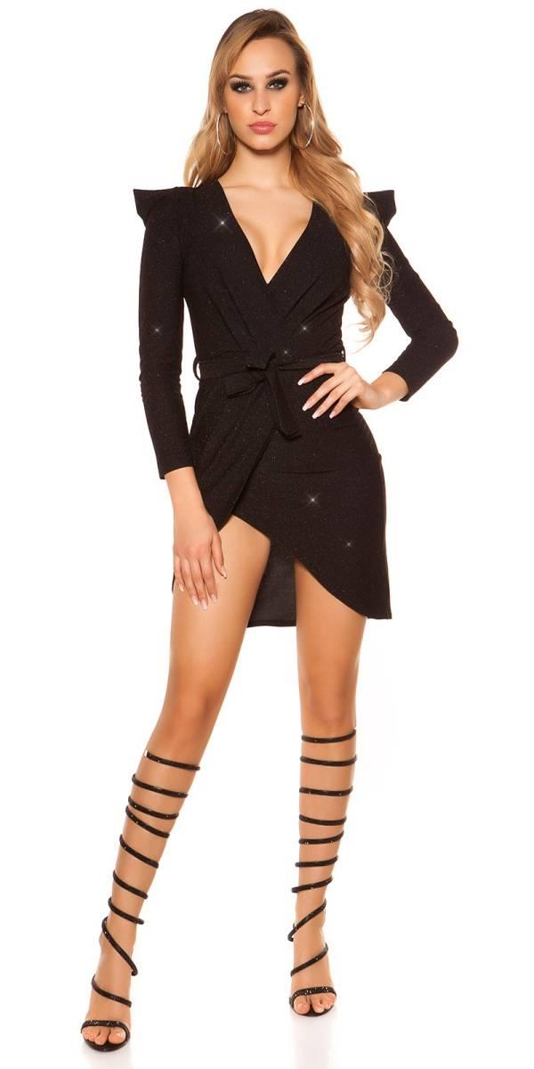 Alkalmi ruha gs96962 - fekete
