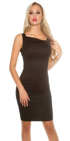 Alkalmi ruha gs97382 - fekete
