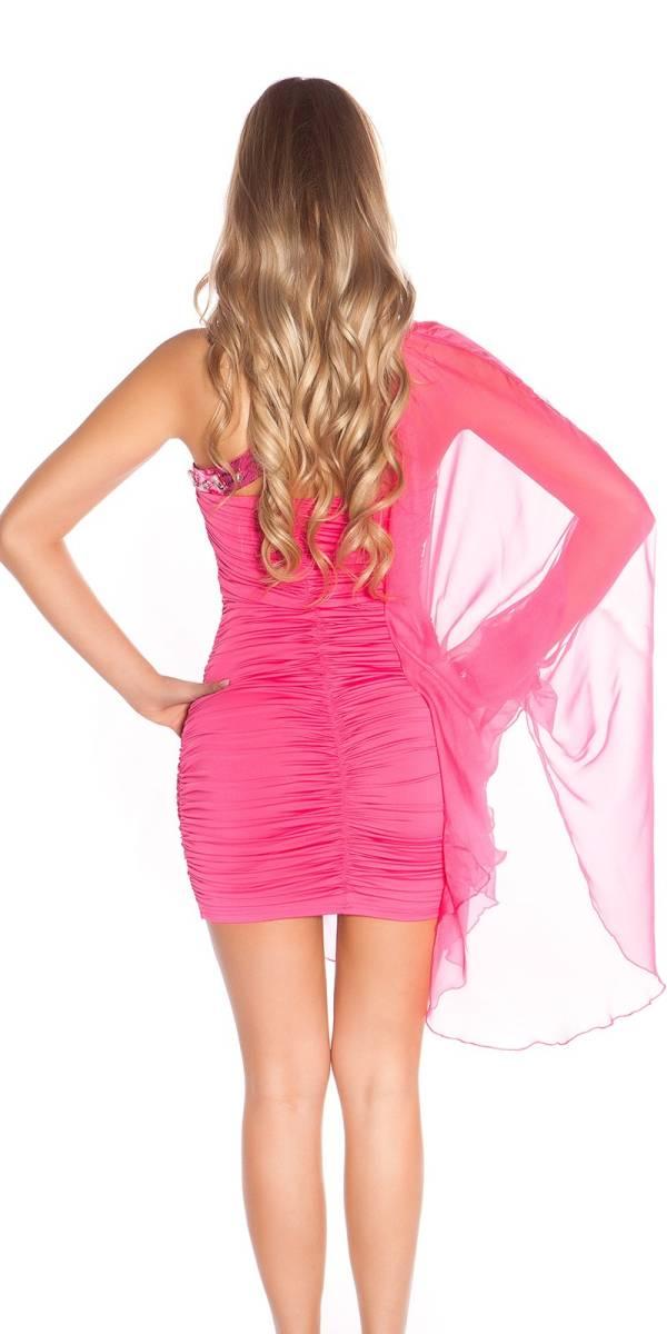Alkalmi ruha gs97647 - pink