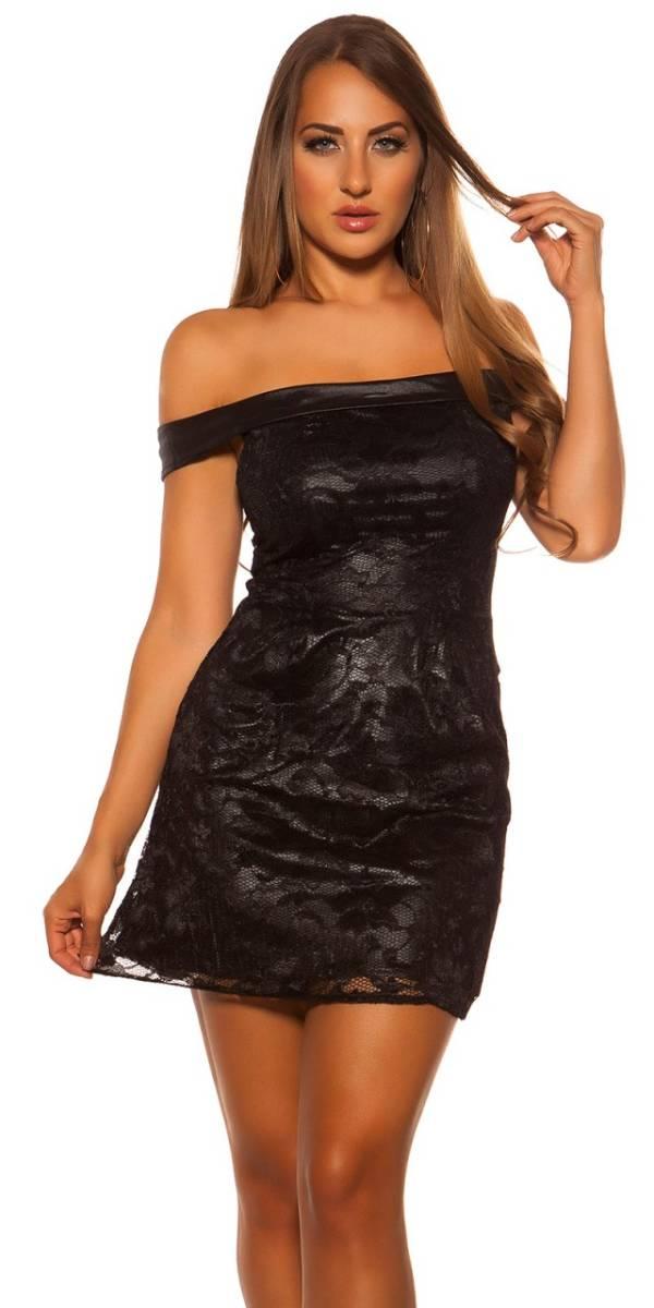 Estélyi ruha gs15164 - fekete