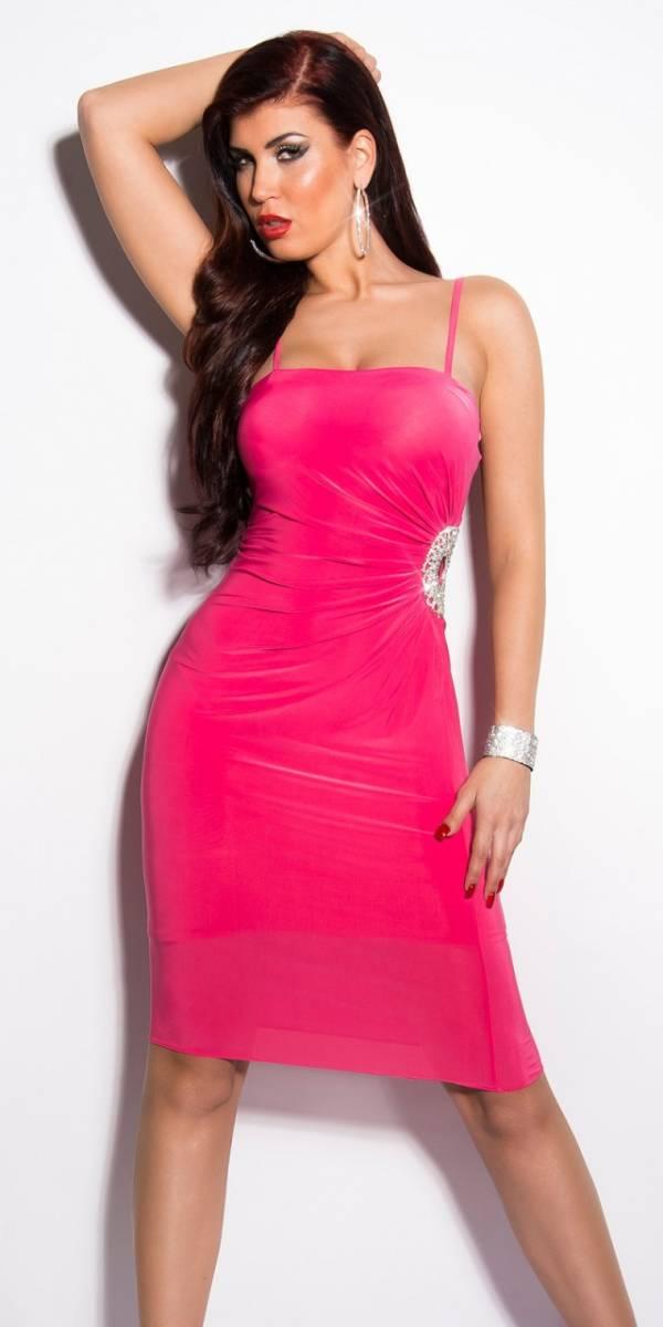 Estélyi ruha gs23517 - pink