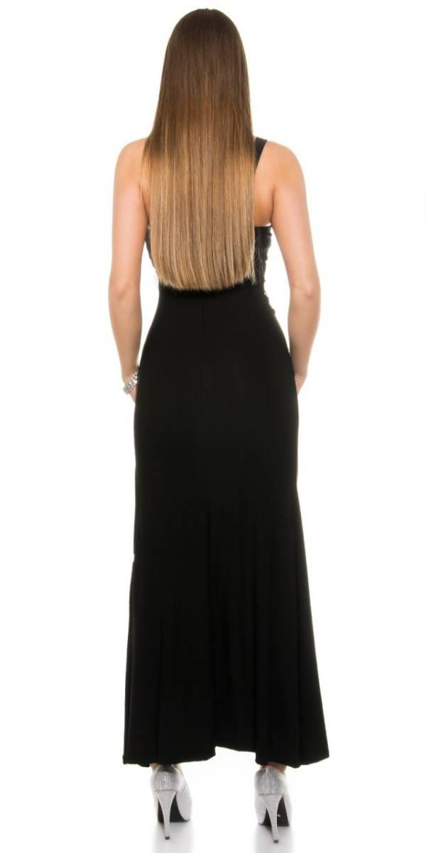 Estélyi ruha gs23630 - fekete