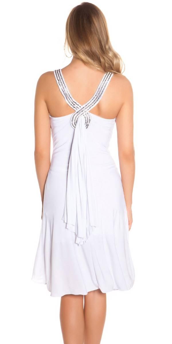 Estélyi ruha gs75815 - fehér