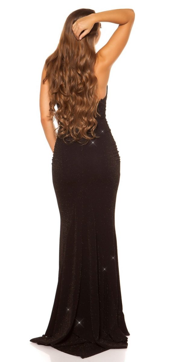 Estélyi ruha gs83463 - feketearany