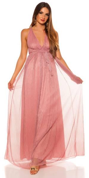 Estélyi ruha gs86534 - rózsaszín