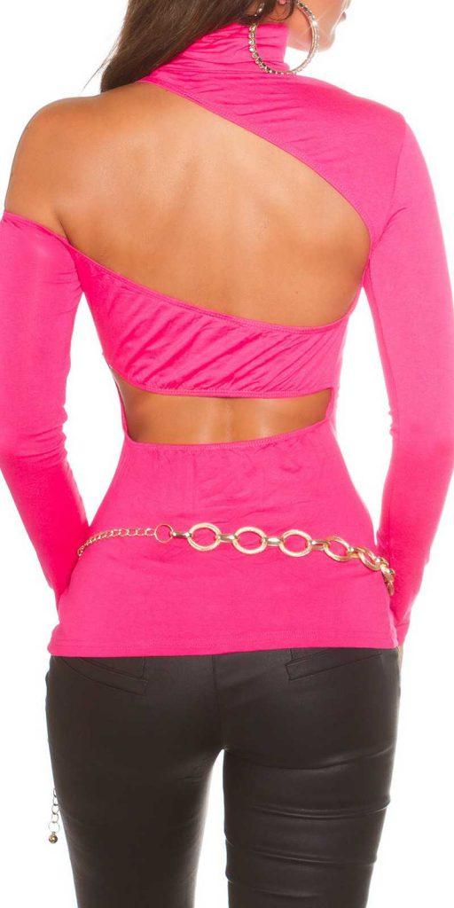 Női felső gs49771 - pink