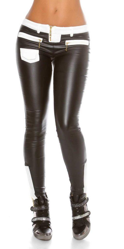 Női nadrág gs12515 - fekete