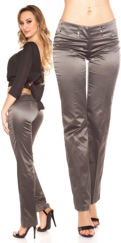 Női nadrág gs23407 - antracit