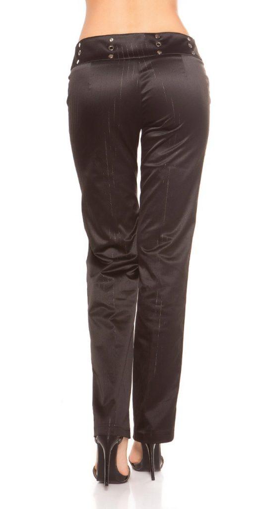 Női nadrág gs23407 - fekete