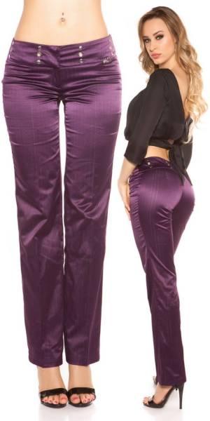 Női nadrág gs23407 - lila