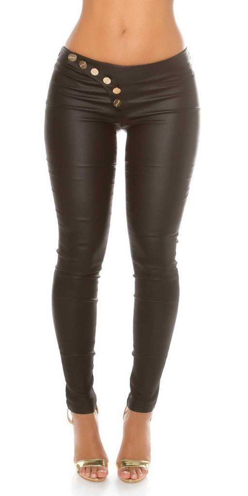 Női nadrág gs26813 - fekete