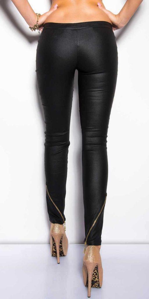 Női nadrág gs30865 - fekete
