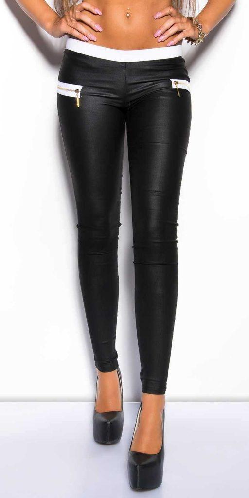 Női nadrág gs38049 - fekete