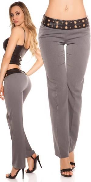 Női nadrág gs49321 - antracit