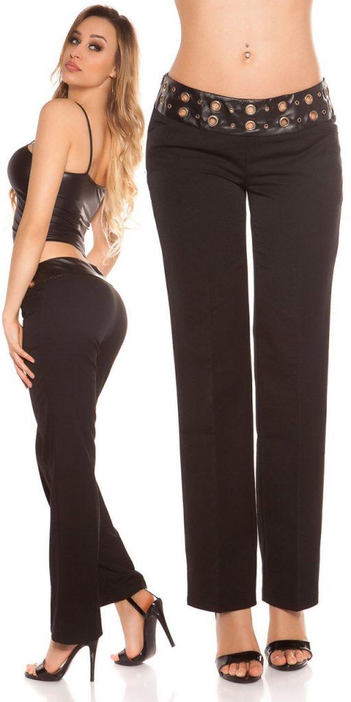 Női nadrág gs49321 - fekete