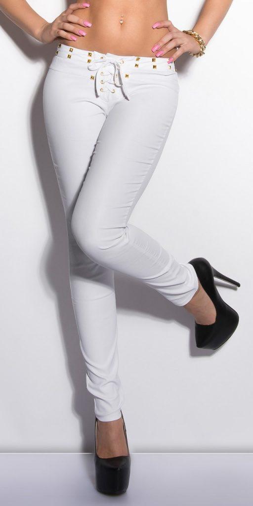 Női nadrág gs63552 - fehér