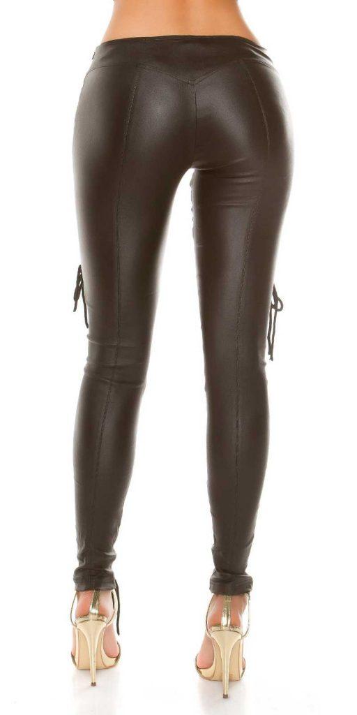 Női nadrág gs66243 - fekete