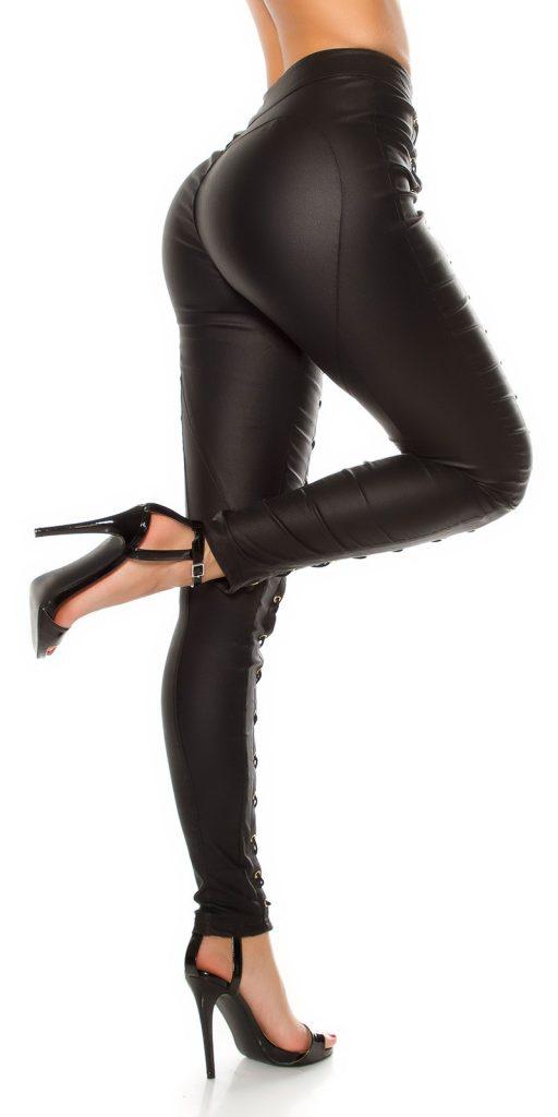 Női nadrág gs69378 - fekete