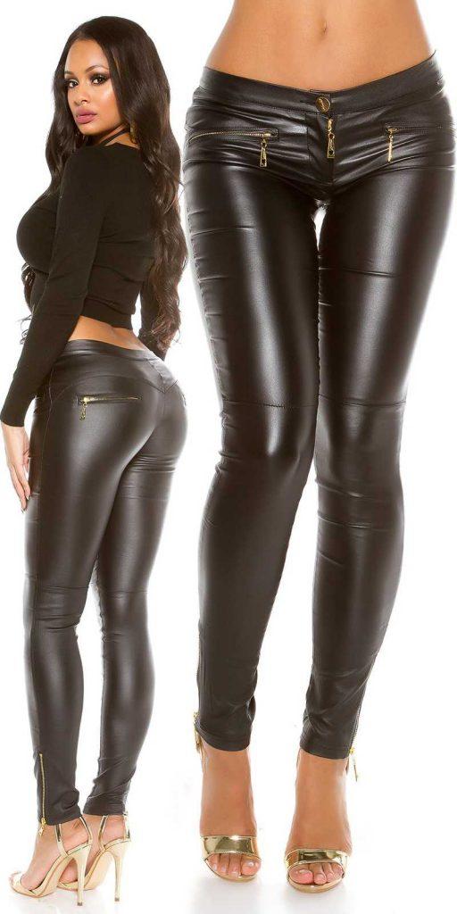 Női nadrág gs73400 - fekete