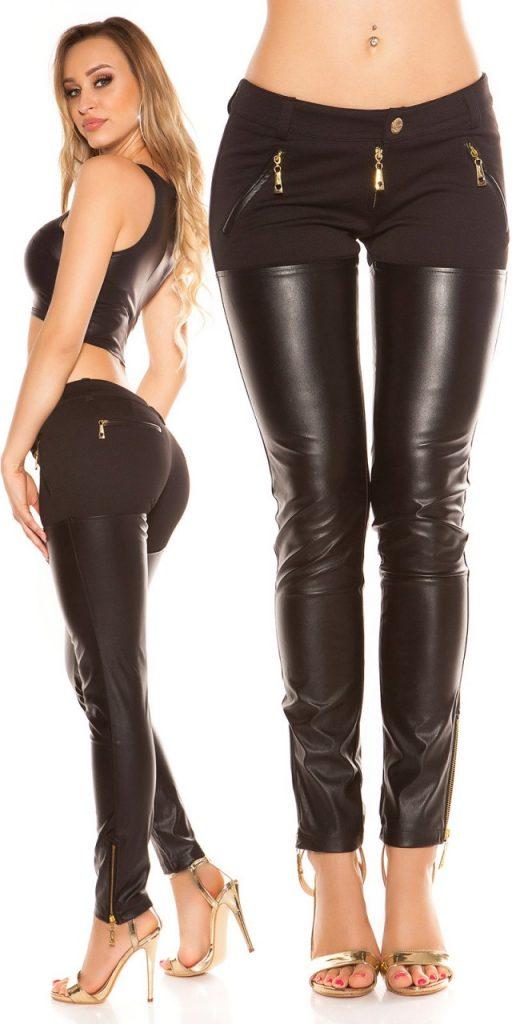 Női nadrág gs77875 - fekete