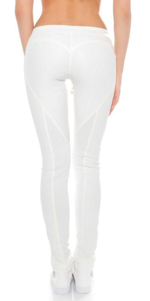 Női nadrág gs85586 - fehér