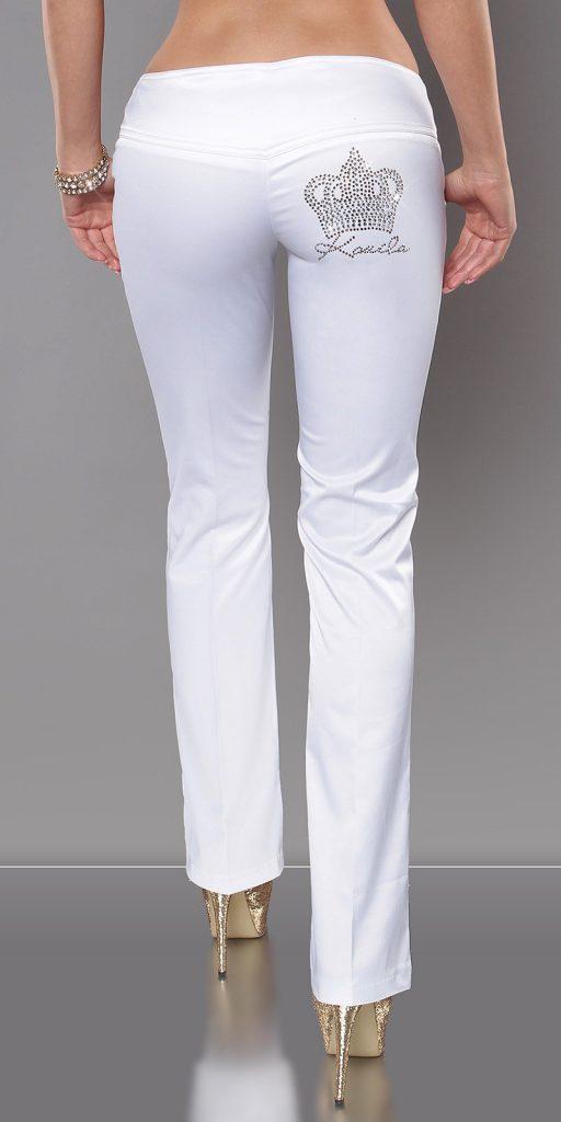 Női nadrág gs89219 - fehér