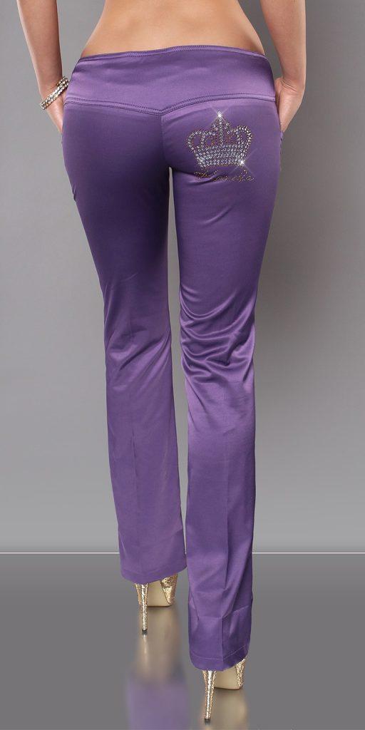 Női nadrág gs89219 - lila
