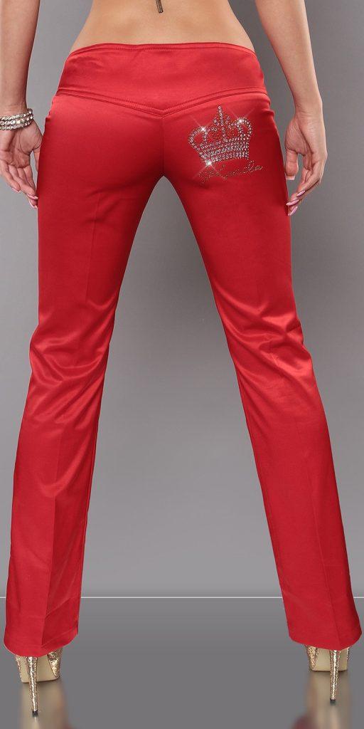 Női nadrág gs89219 - piros