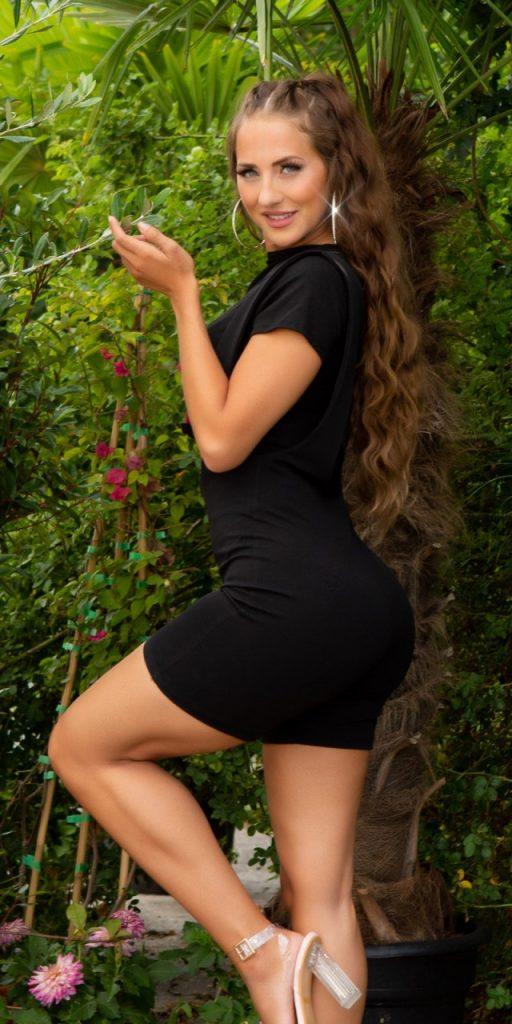 Női nadrág gs90951 - fekete