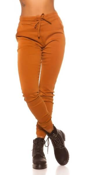 Női nadrág gs93112 - bronz