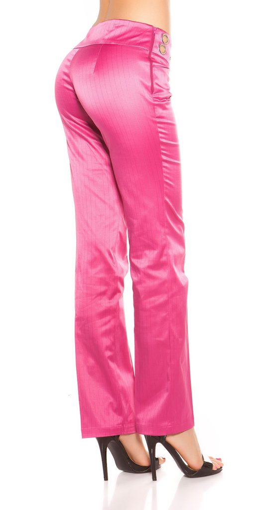 Női nadrág gs99846 - pink