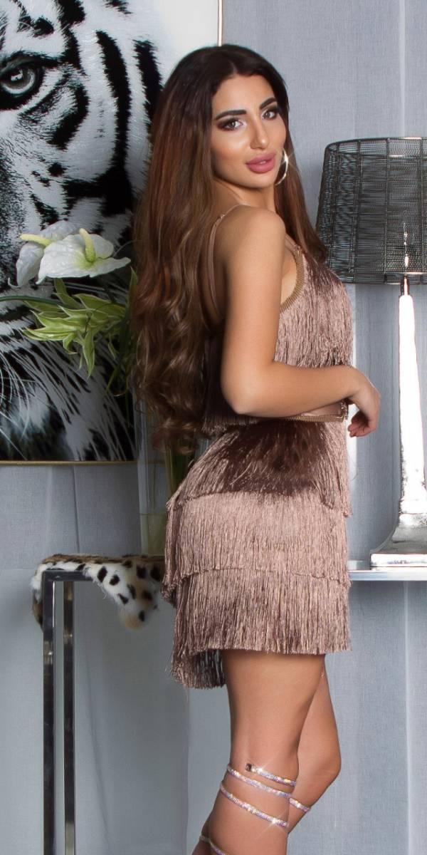 Party ruha gs33506 - cappuccino
